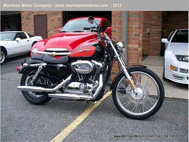 2008 Harley-Davidson XL1200C Sportster | 387176