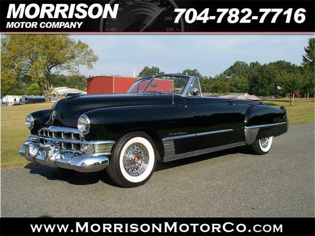 1949 Cadillac Series 62 | 387225
