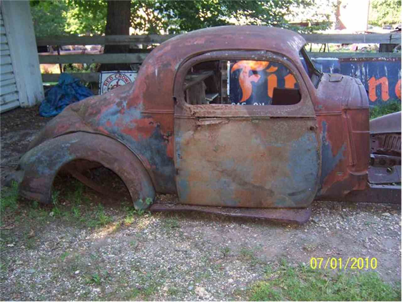 Large Picture of '35 3-Window Coupe - 8BZ6