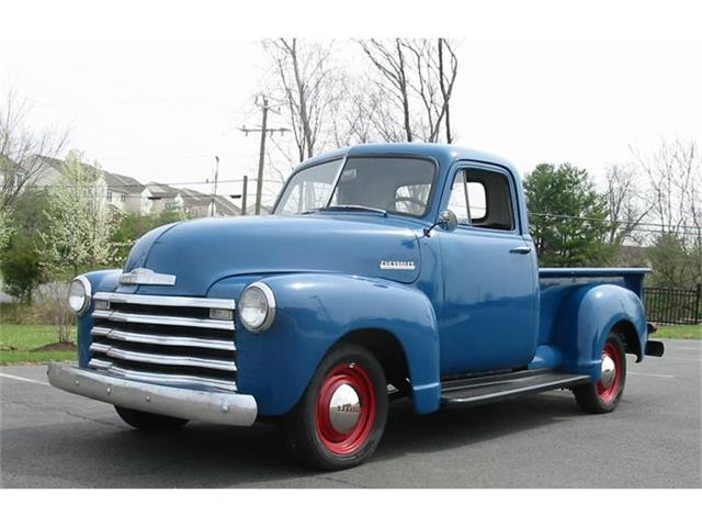 1952 Chevrolet 3100 | 393297