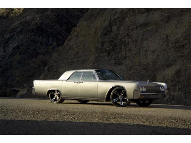 1963 Lincoln Continental | 393760