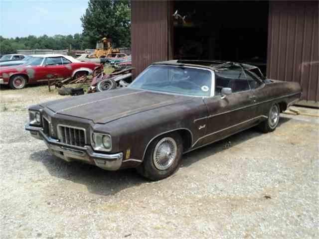 1971 Oldsmobile Delta 88 | 394509