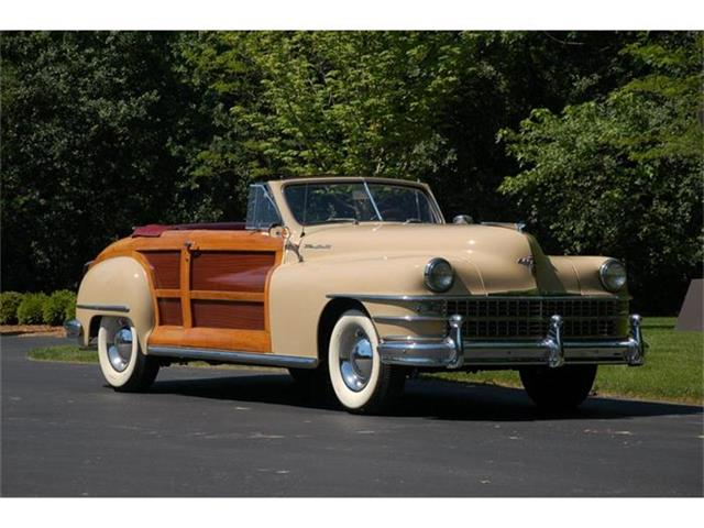 1948 Chrysler Town & Country | 395996