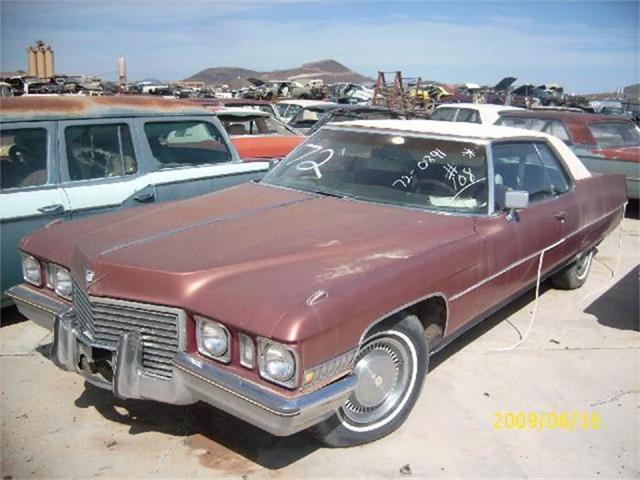 1972 Cadillac DeVille | 396947