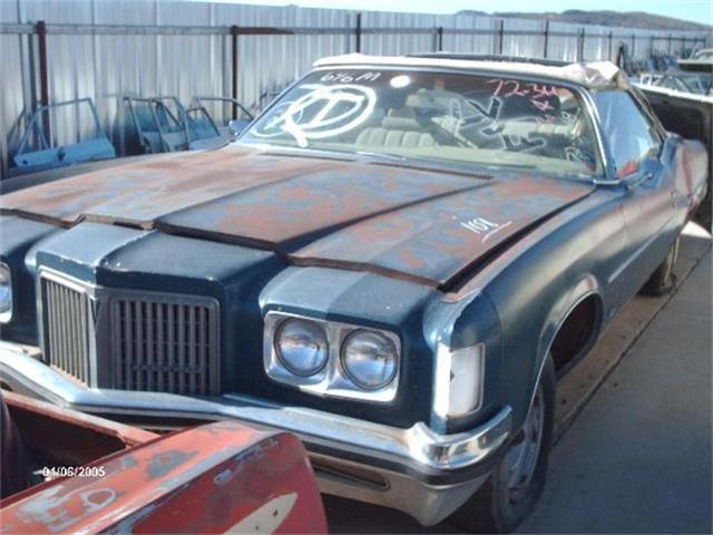 1972 Pontiac Grand Ville | 396968