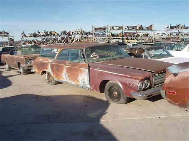 1963 Chrysler New Yorker | 396976