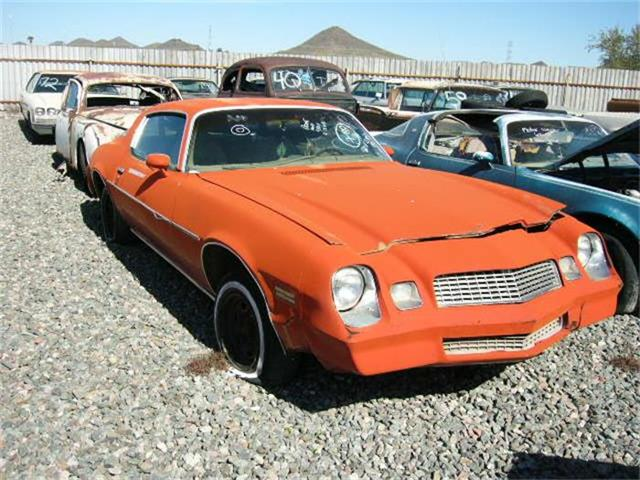 1980 Chevrolet Camaro | 396987