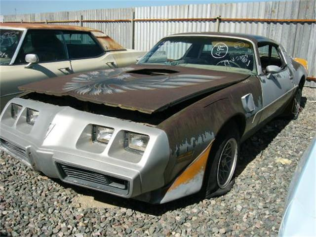 1979 Pontiac Firebird Trans Am | 396990