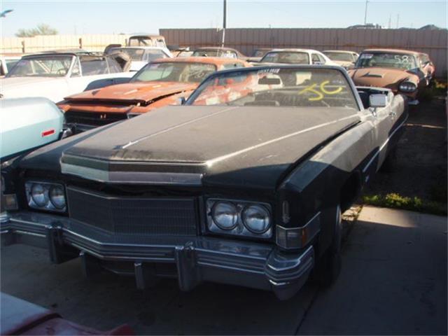 1974 Cadillac Eldorado | 396996