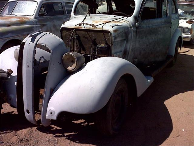 1936 Graham 90 Cavalier | 396999