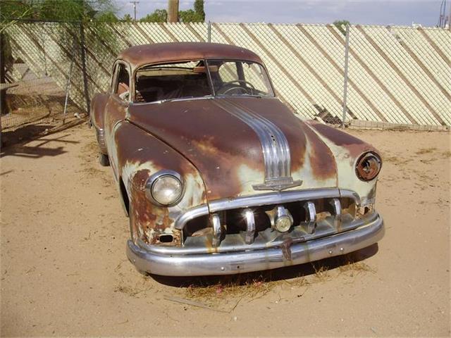 1950 Pontiac Streamliner | 397000