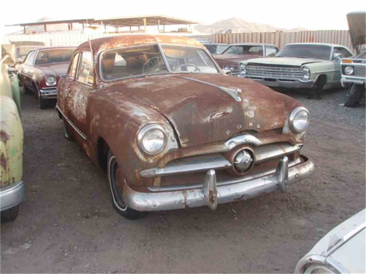 Large Picture of Classic '49 Ford Street Rod located in Arizona Auction Vehicle - 8ICG