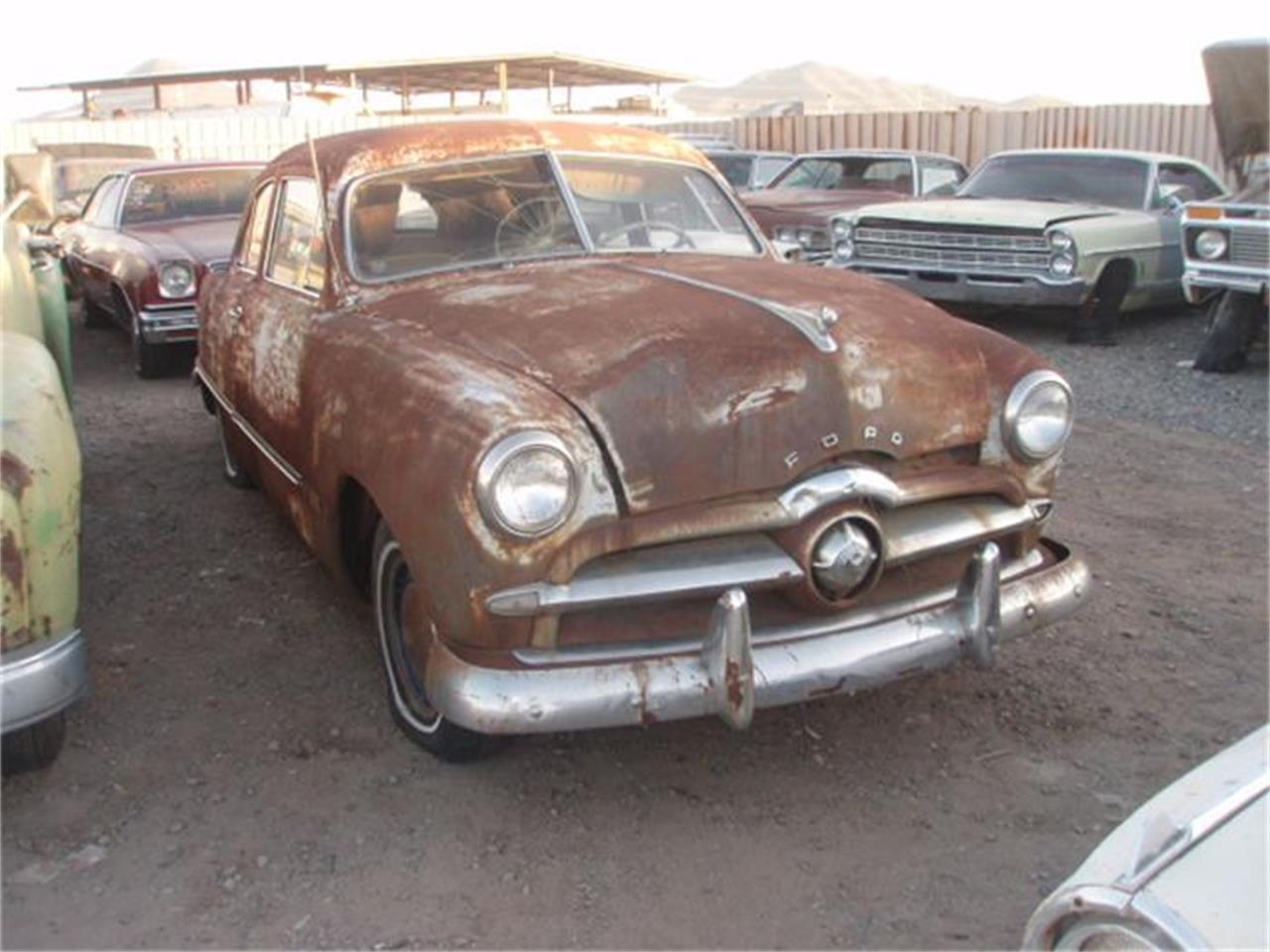 4884 1949 ford street rod std