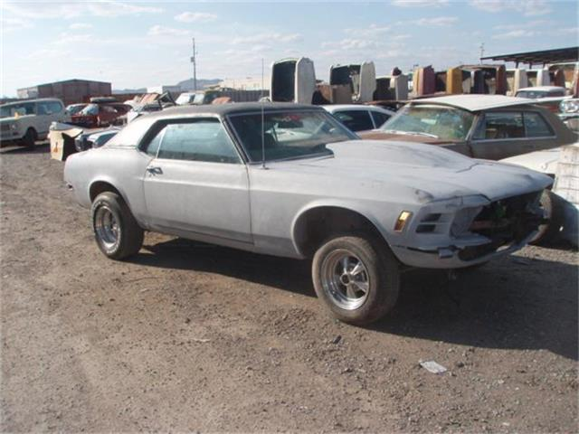 1970 Ford Mustang | 397027