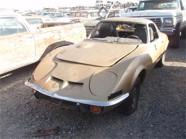 1972 Opel Automobile | 397030