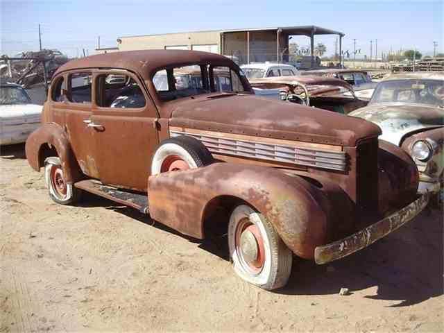 1938 Cadillac Series 60 | 397046