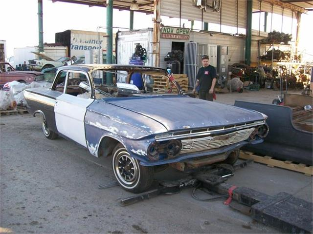 1961 Chevrolet Biscayne | 397051