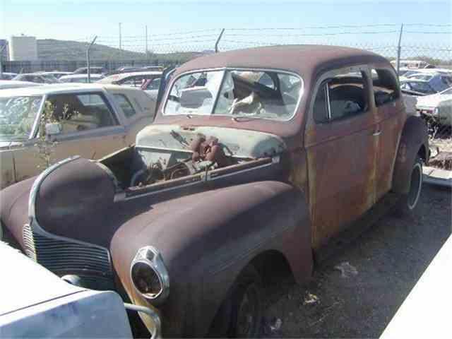 1940 Dodge Deluxe | 397060