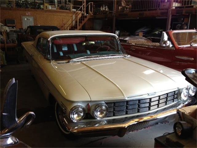 1960 Oldsmobile 98 | 397071