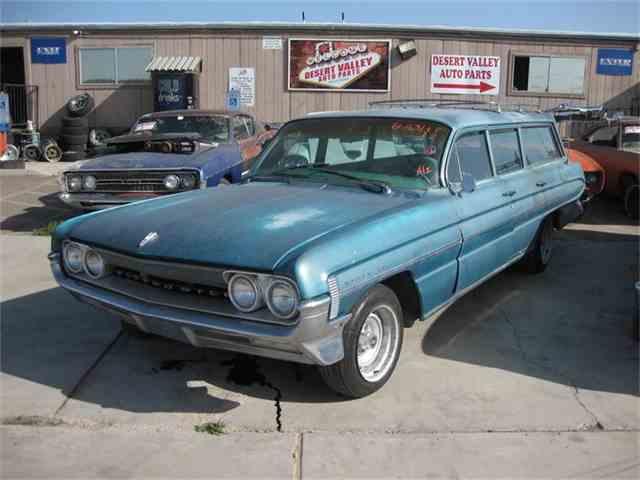 1961 Oldsmobile 88 | 397072