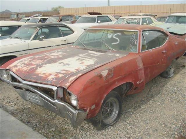 1968 Buick Gran Sport | 397085