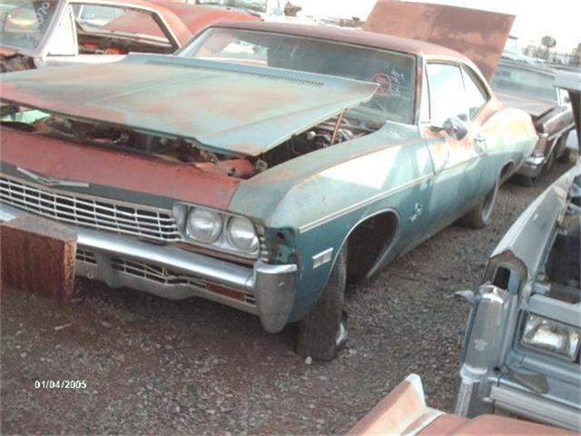 1968 Chevrolet Impala | 397090