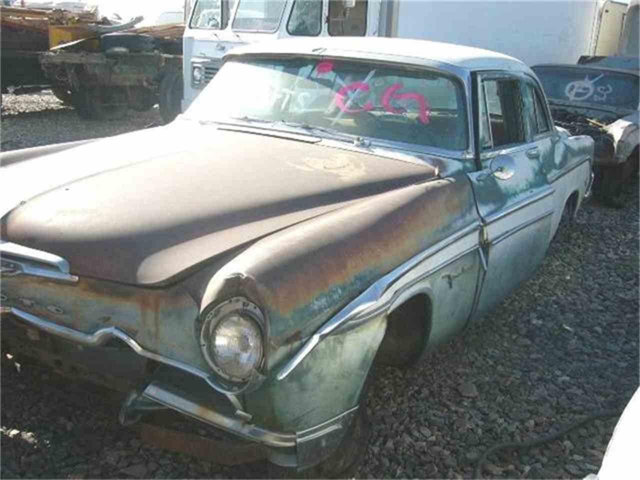 1956 desoto firedome seville 4 door hardtop 1 of 10 - 1955 Desoto Firedome 397093
