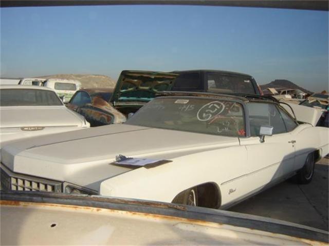 1973 Cadillac Eldorado | 397094