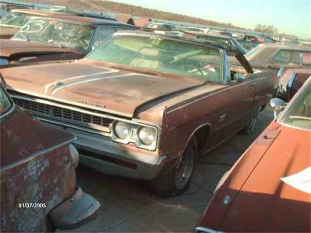 1969 Plymouth Fury | 397097