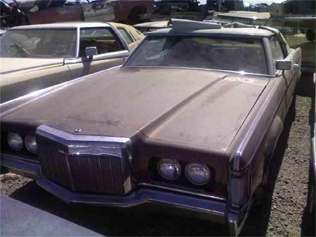 1971 Lincoln Continental | 397102