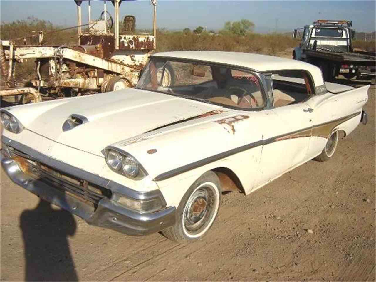 Phoenix Ford Dealers >> 1958 Ford Fairlane for Sale | ClassicCars.com | CC-397114