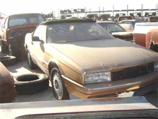 Picture of '87 Allante - 8IF7