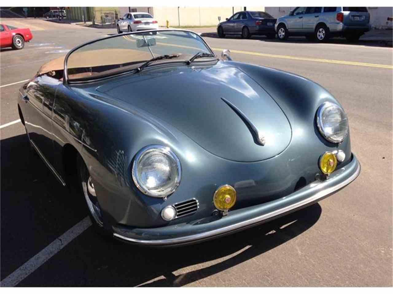 1957 Porsche Speedster for Sale ClassicCars