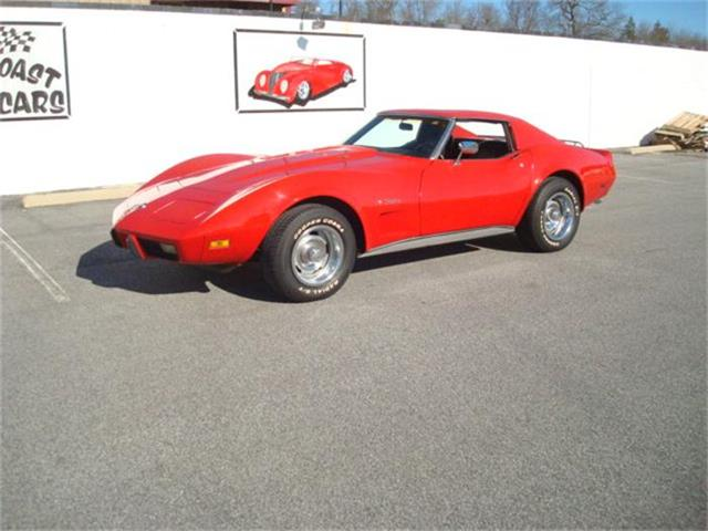 1976 Chevrolet Corvette Stingray | 398652