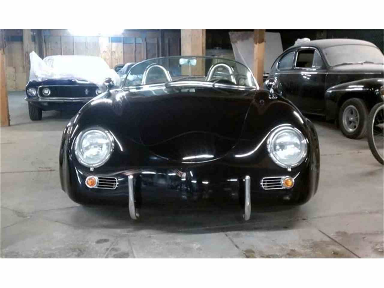 1956 Porsche Speedster for Sale ClassicCars
