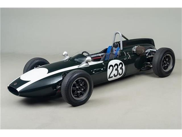 1961 Cooper T56 Mark II Formula Junior | 399765