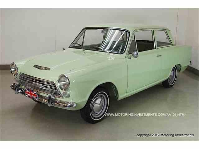 1962 Ford Cortina | 400296