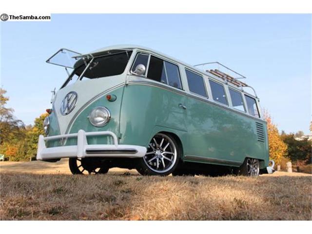 1966 Volkswagen Bus | 404177