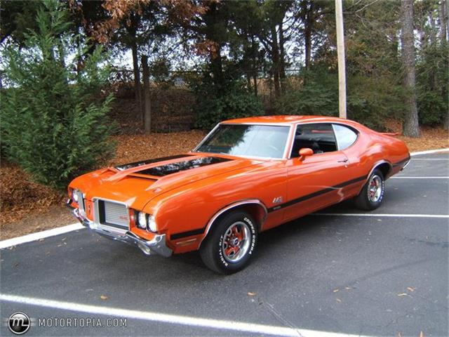 1972 Oldsmobile Cutlass | 405709