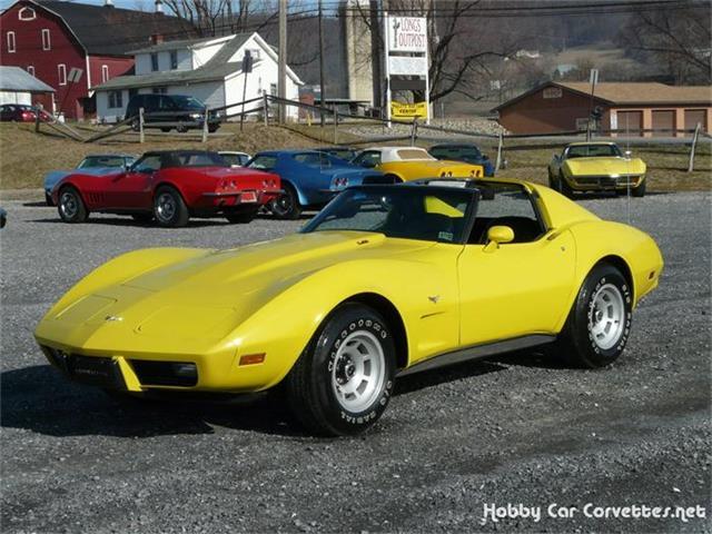 1977 Chevrolet Corvette | 405733