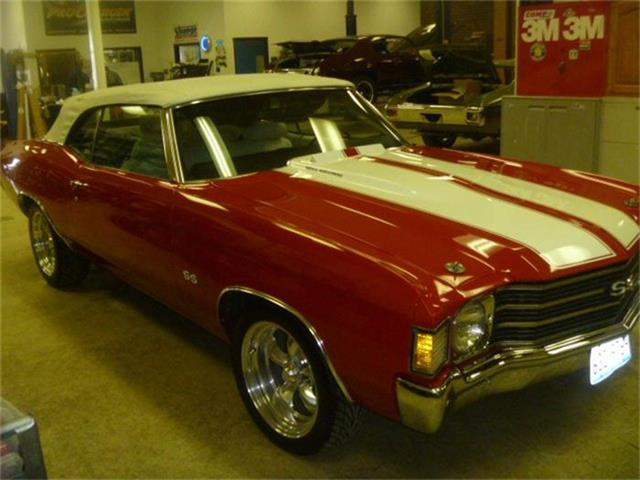 1972 Chevrolet Chevelle SS | 405806