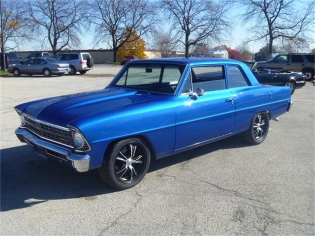 1967 Chevrolet Nova | 405812