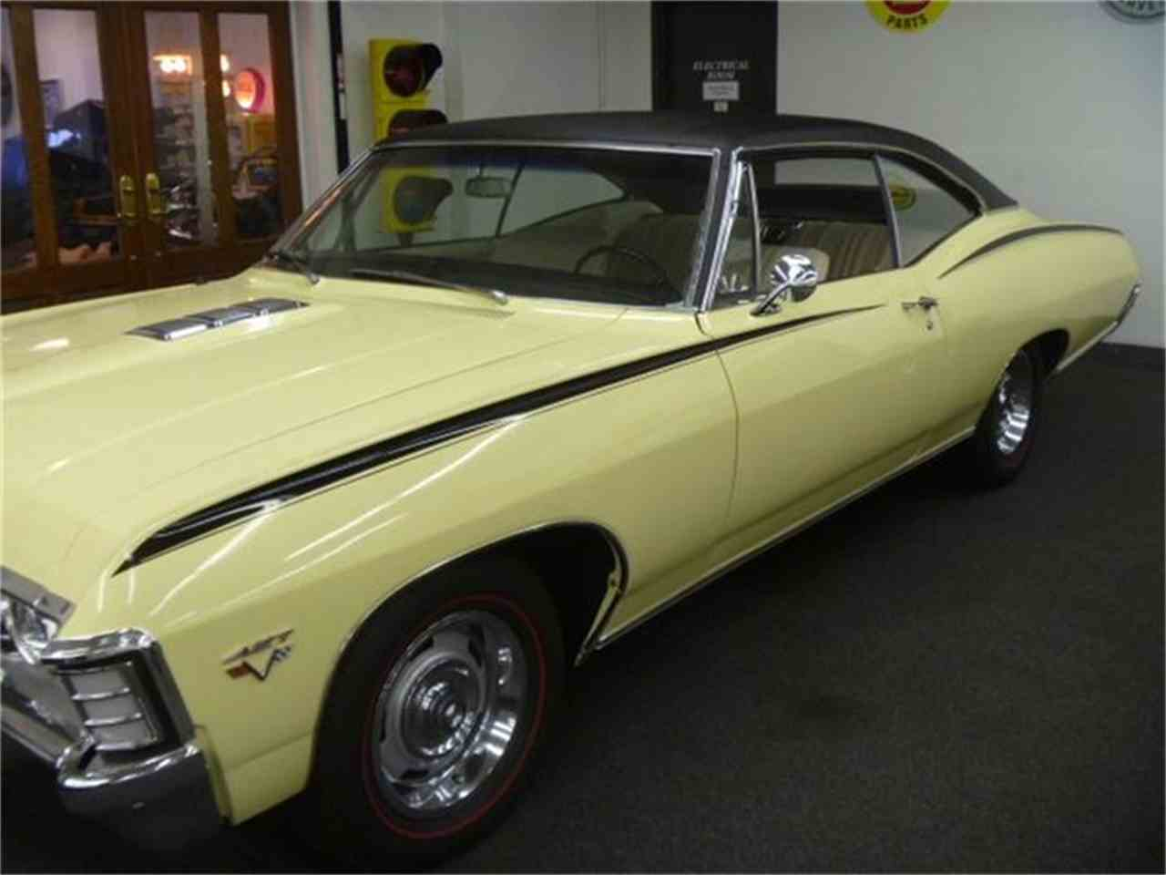 1967 chevrolet impala ss for sale cc 405834. Black Bedroom Furniture Sets. Home Design Ideas