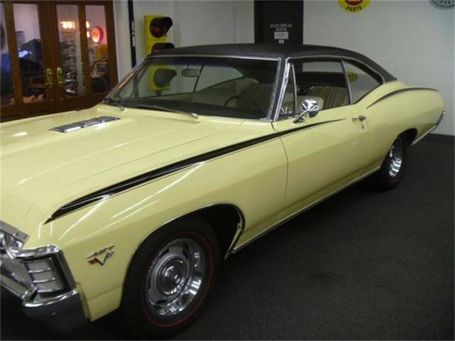 1967 chevrolet impala for sale on 22 available. Black Bedroom Furniture Sets. Home Design Ideas