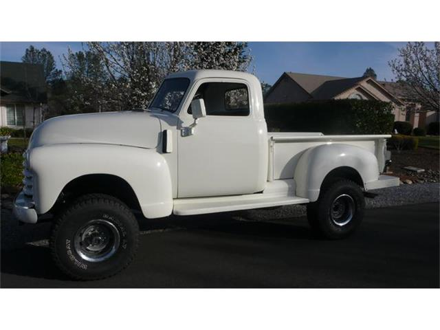 1950 Chevrolet 1500 | 406043