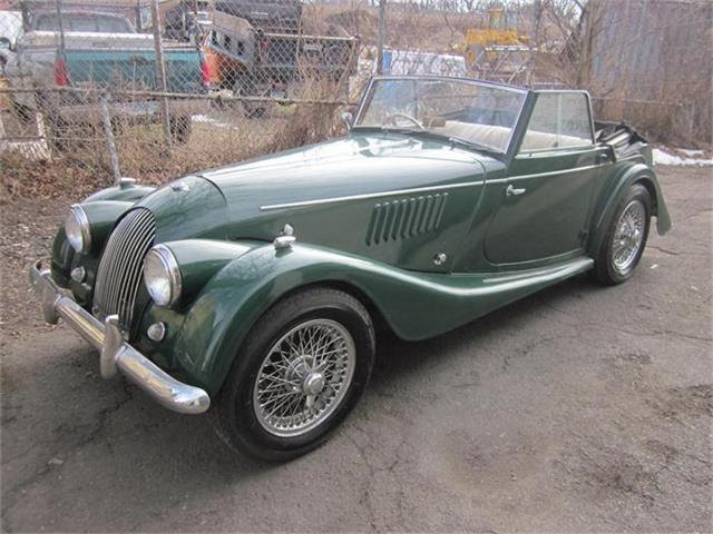 1961 Morgan Plus 4 | 406917
