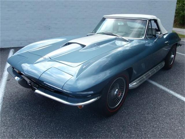 1967 Chevrolet Corvette | 407500