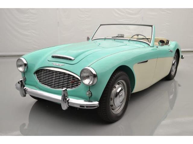 1958 Austin-Healey Convertible | 407507