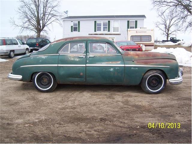 1949 Lincoln 4-Dr Sedan | 407535
