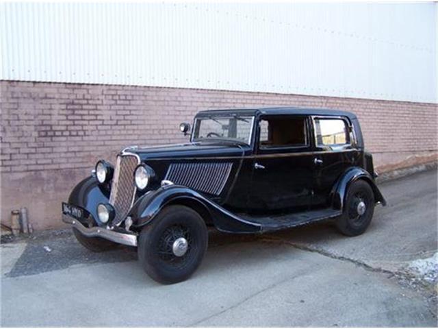 1934 Ford Sedan | 408193